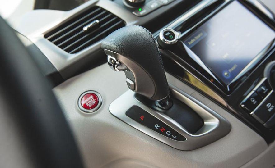 2017 Honda Odyssey (spy photo) - Slide 46