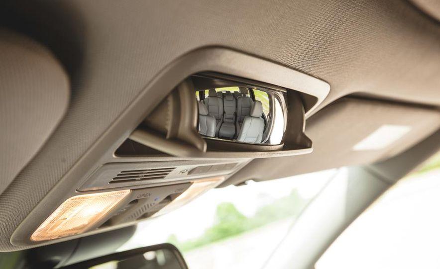 2017 Honda Odyssey (spy photo) - Slide 47