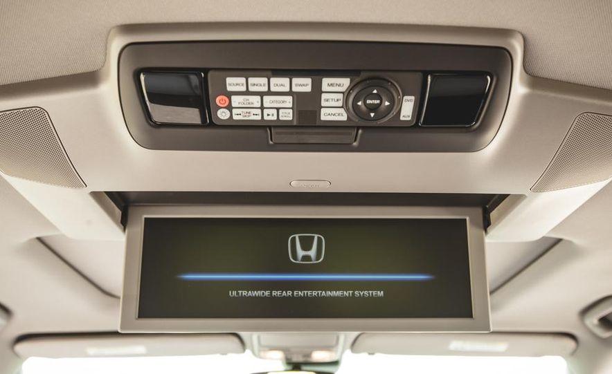 2017 Honda Odyssey (spy photo) - Slide 51