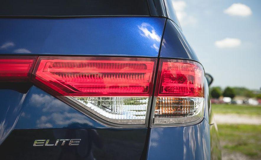 2017 Honda Odyssey (spy photo) - Slide 25