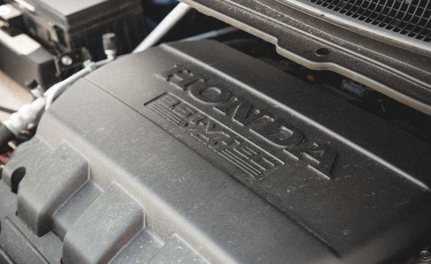 2017 Honda Odyssey (spy photo) - Slide 62