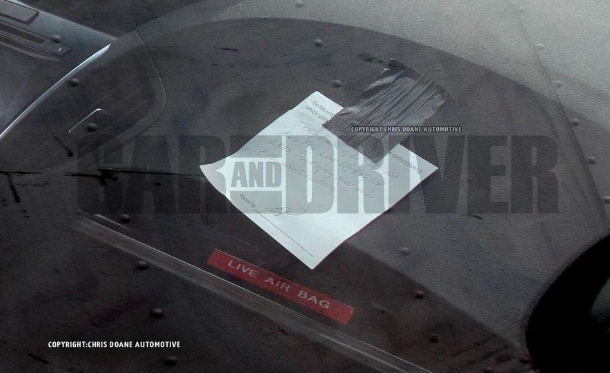 2017 Honda Odyssey (spy photo) - Slide 11