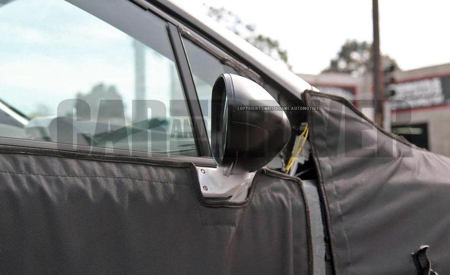 2017 Honda Odyssey (spy photo) - Slide 8