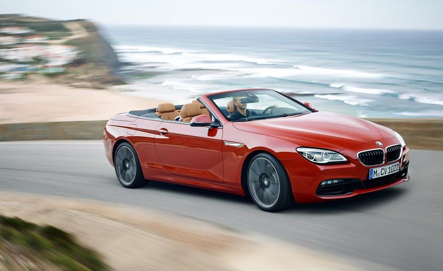 2016 BMW 6-series convertible - Slide 5