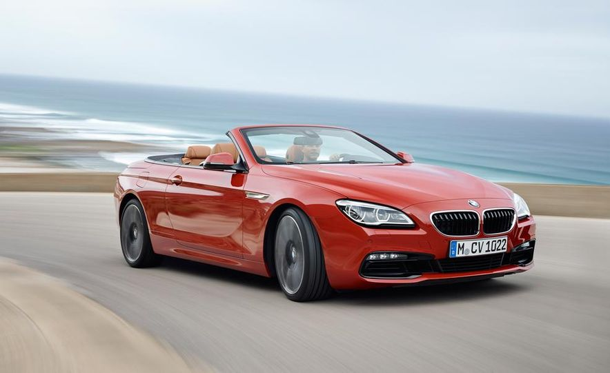 2016 BMW 6-series convertible - Slide 6