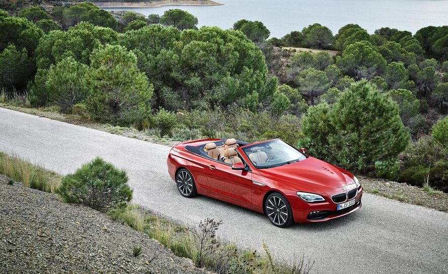 2016 BMW 6-series convertible - Slide 9