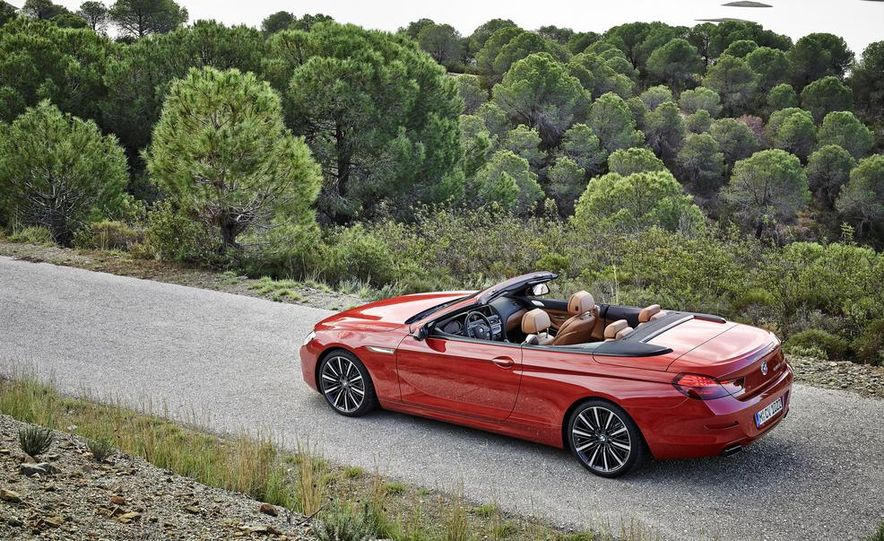2016 BMW 6-series convertible - Slide 10