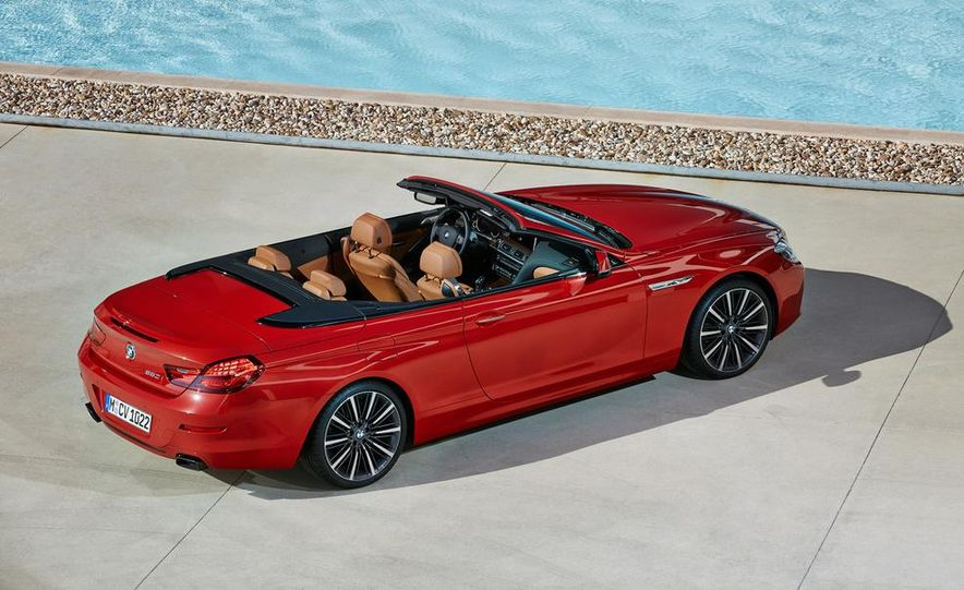 2016 BMW 6-series convertible - Slide 11