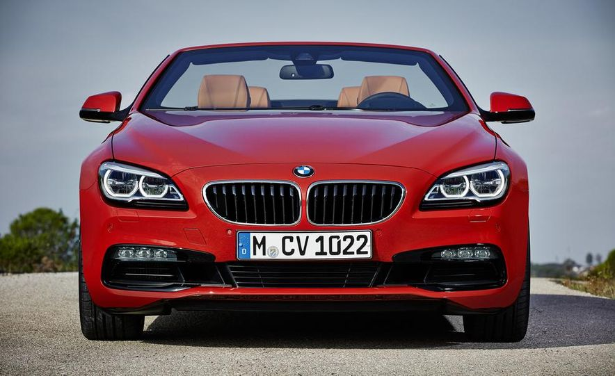 2016 BMW 6-series convertible - Slide 12