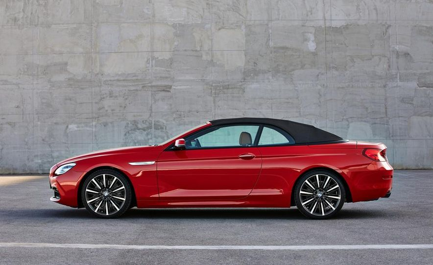 2016 BMW 6-series convertible - Slide 15