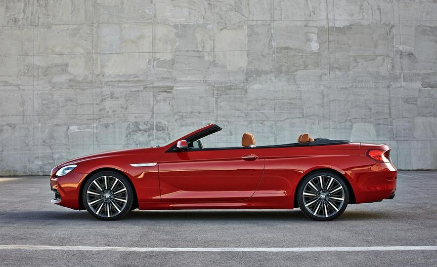 2016 BMW 6-series convertible - Slide 16