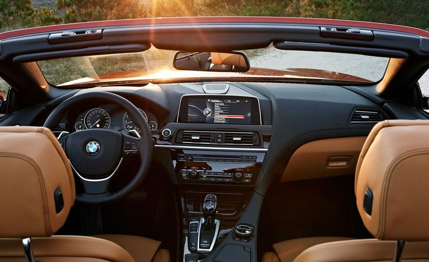 2016 BMW 6-series convertible - Slide 23