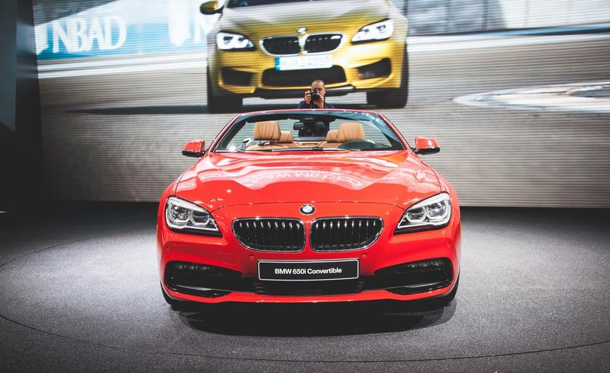 2016 BMW 6-series convertible - Slide 2