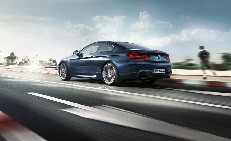 2016 BMW 6-series convertible - Slide 26
