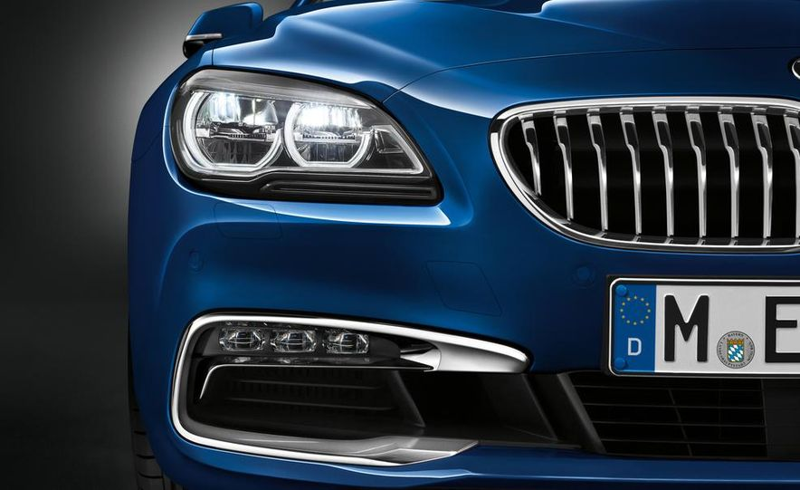 2016 BMW 6-series convertible - Slide 27