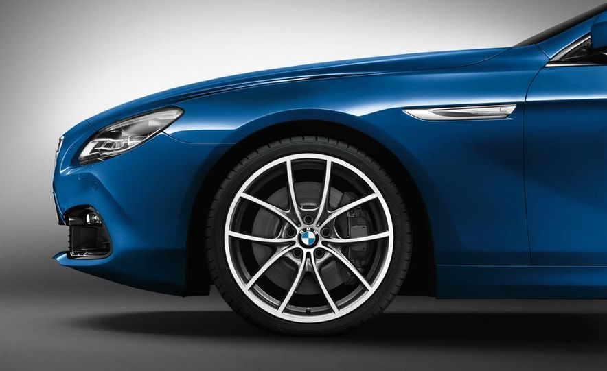 2016 BMW 6-series convertible - Slide 28