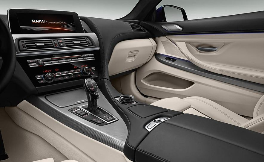 2016 BMW 6-series convertible - Slide 29