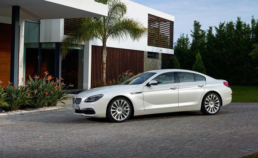 2015 BMW 6-series Gran Coupe - Slide 1