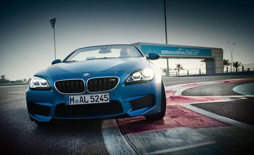 2015 BMW M6 coupe - Slide 3