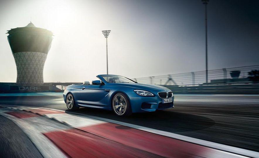 2015 BMW M6 coupe - Slide 4