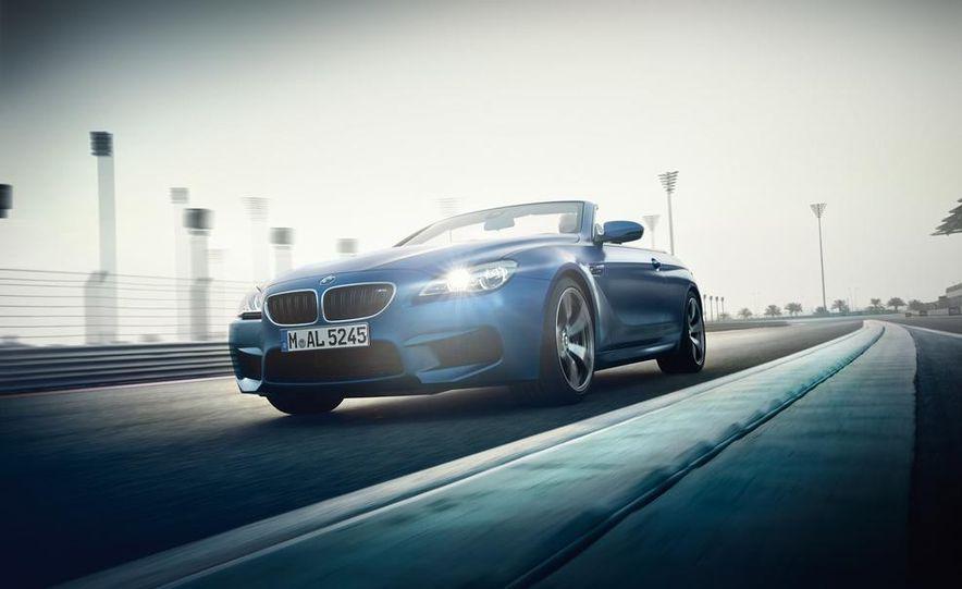 2015 BMW M6 coupe - Slide 5