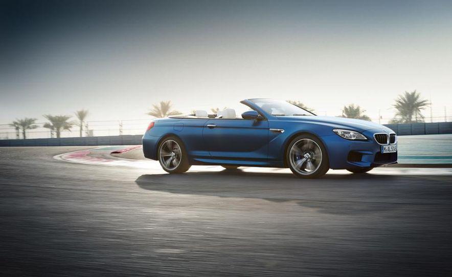 2015 BMW M6 coupe - Slide 6