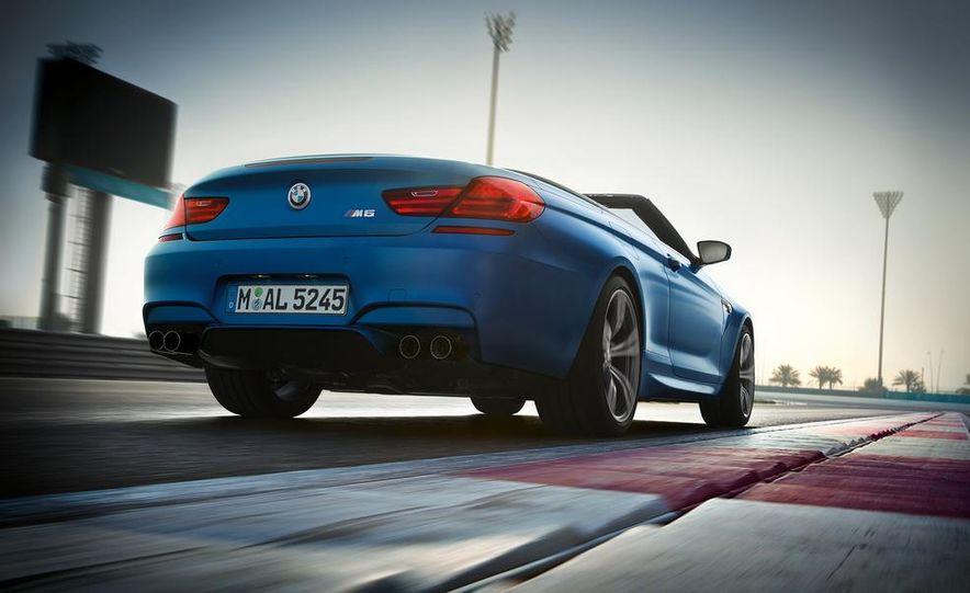 2015 BMW M6 coupe - Slide 7