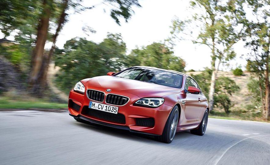 2015 BMW M6 coupe - Slide 8