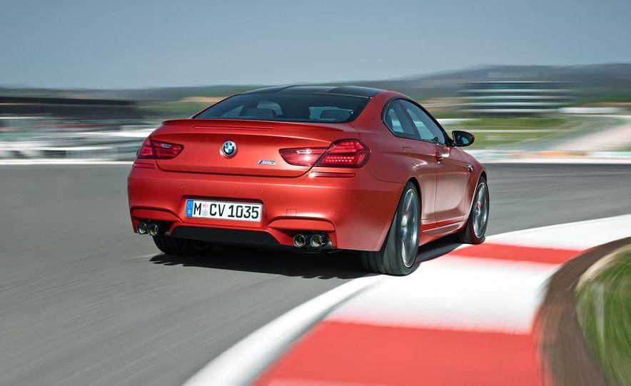2015 BMW M6 coupe - Slide 11