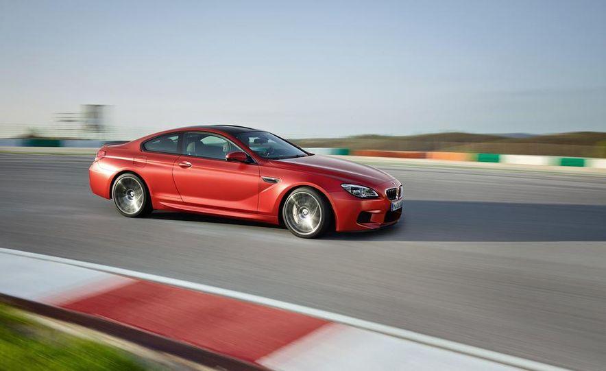 2015 BMW M6 coupe - Slide 12