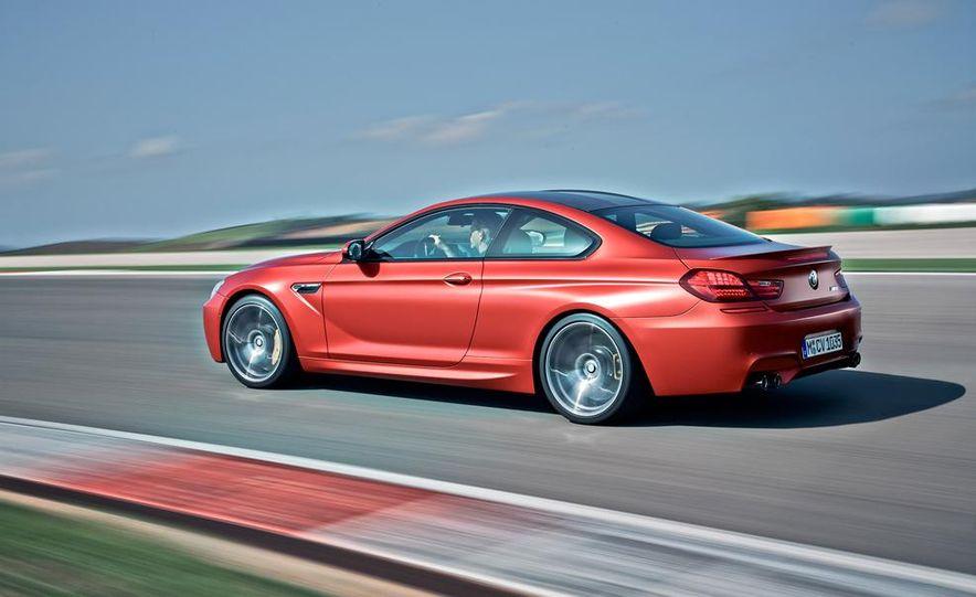 2015 BMW M6 coupe - Slide 14
