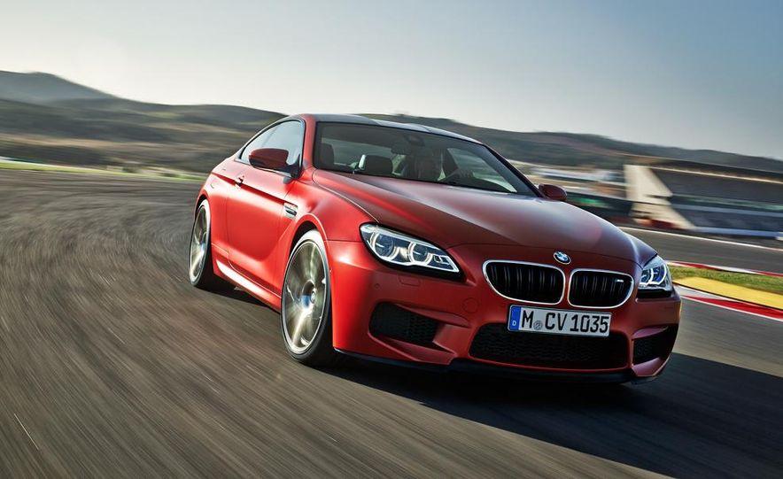 2015 BMW M6 coupe - Slide 15
