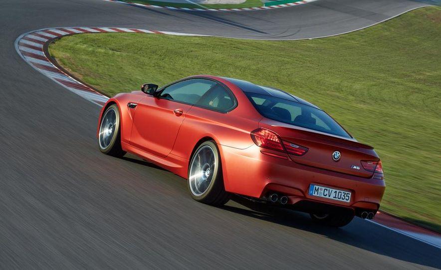 2015 BMW M6 coupe - Slide 16