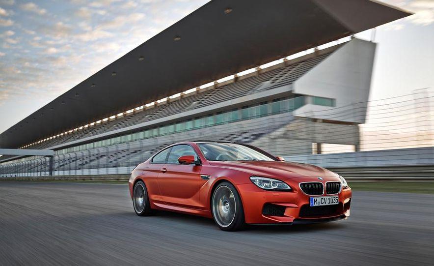 2015 BMW M6 coupe - Slide 17