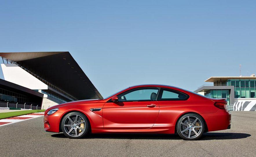 2015 BMW M6 coupe - Slide 20
