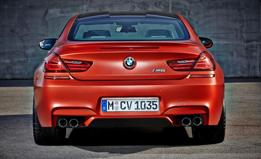 2015 BMW M6 coupe - Slide 22