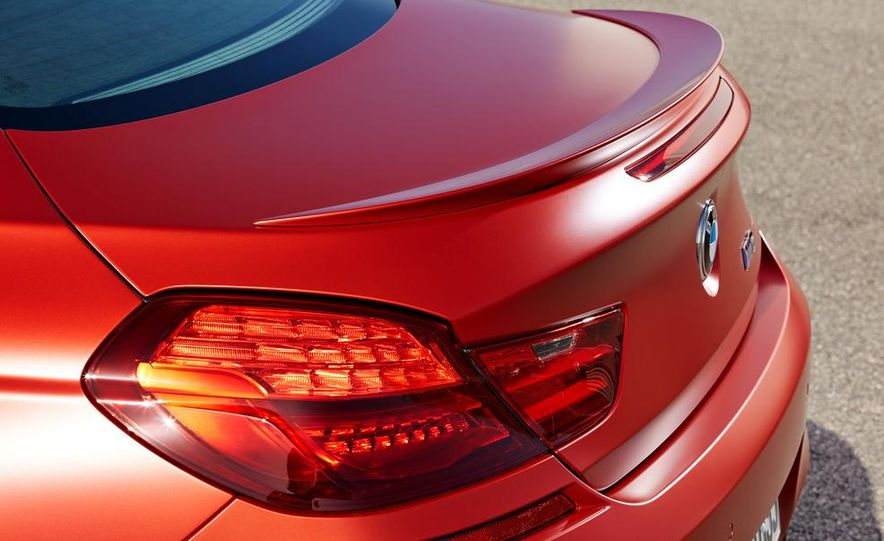 2015 BMW M6 coupe - Slide 25