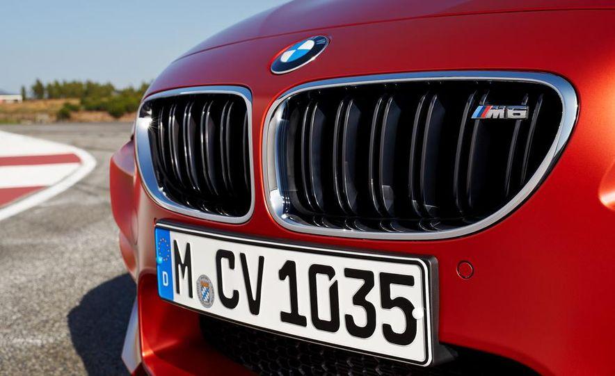 2015 BMW M6 coupe - Slide 26