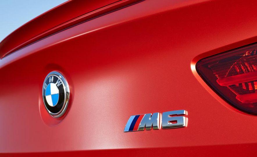 2015 BMW M6 coupe - Slide 28