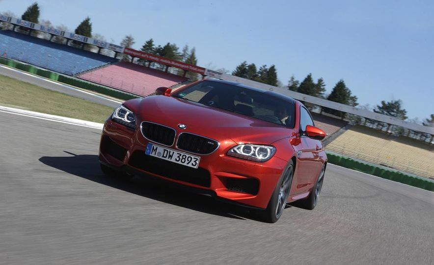 2015 BMW M6 coupe - Slide 1