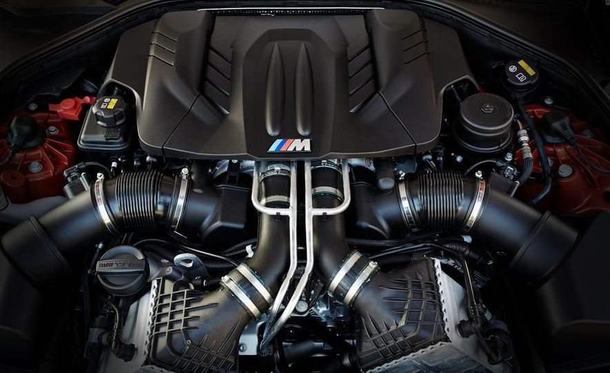 2015 BMW M6 coupe - Slide 30