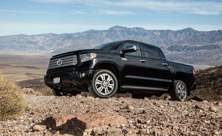 2014 Toyota Tundra Platinum 4x4 CrewMax