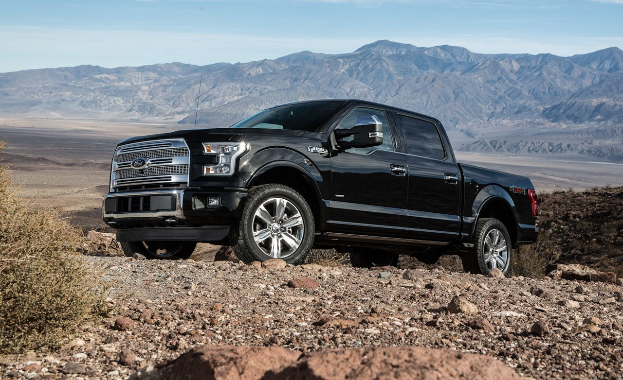 2015 ford f 150 platinum 3 5l ecoboost 4wd supercrew