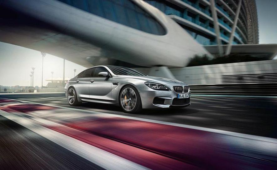 2015 BMW M6 Gran Coupe - Slide 1