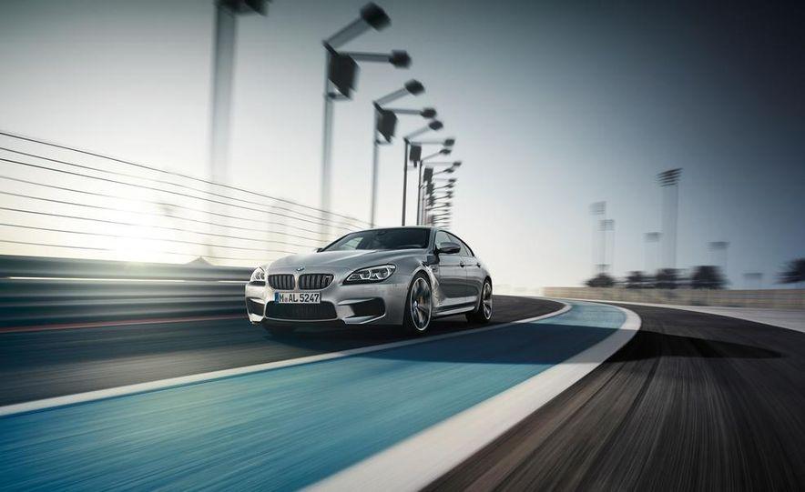 2015 BMW M6 Gran Coupe - Slide 2