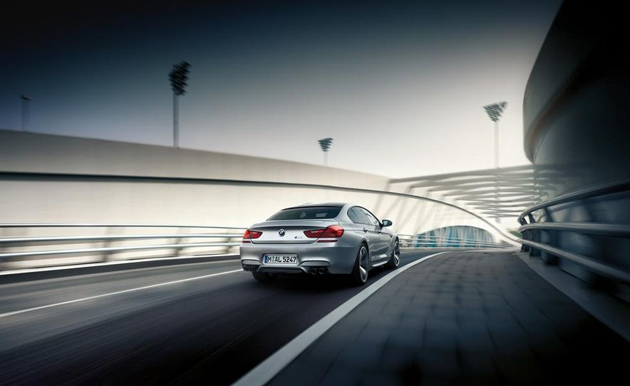 2015 BMW M6 Gran Coupe - Slide 3