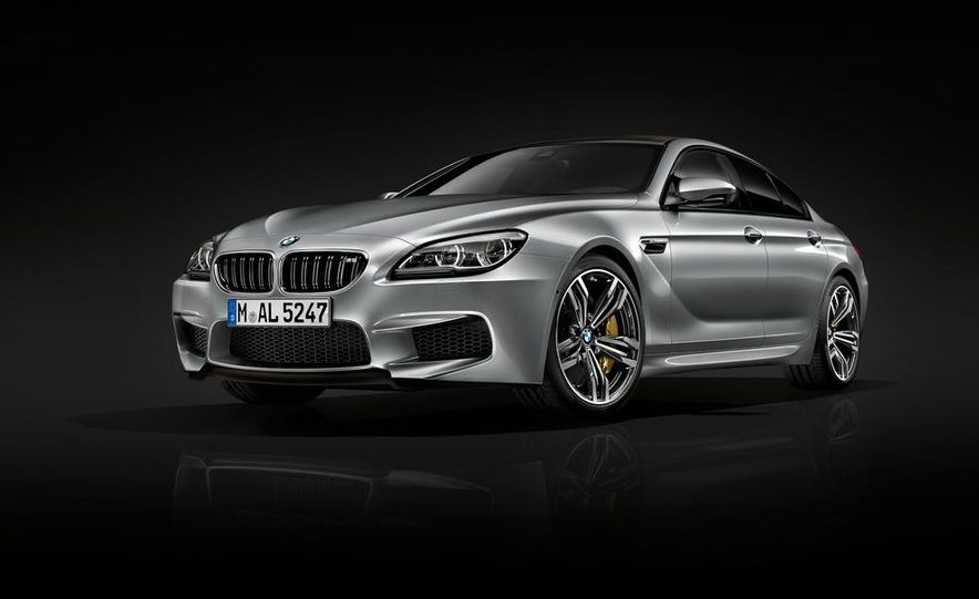 2015 BMW M6 Gran Coupe - Slide 4