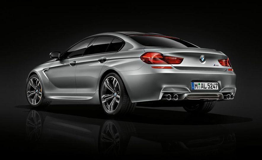 2015 BMW M6 Gran Coupe - Slide 5