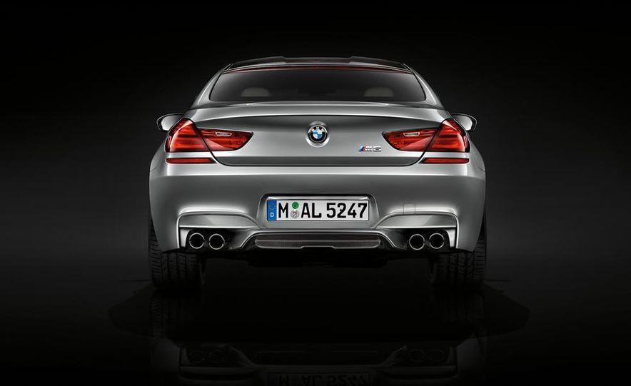 2015 BMW M6 Gran Coupe - Slide 6