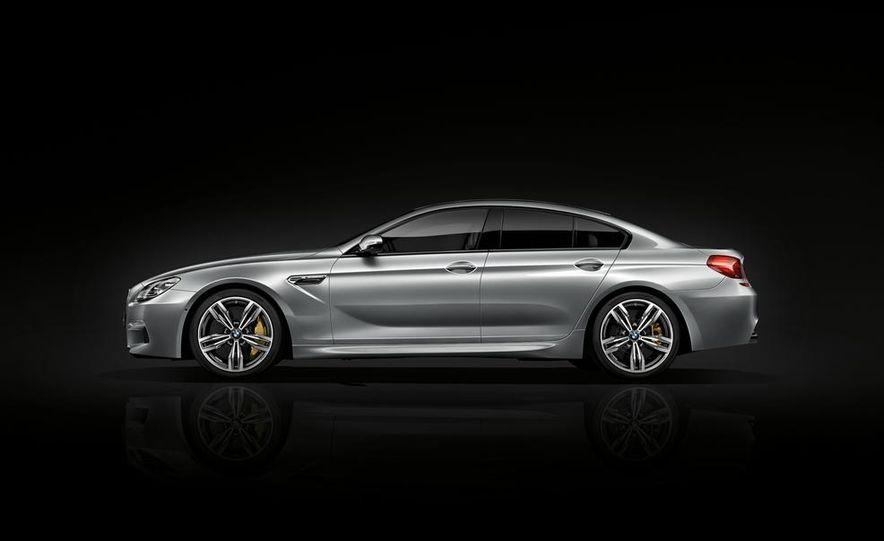 2015 BMW M6 Gran Coupe - Slide 8